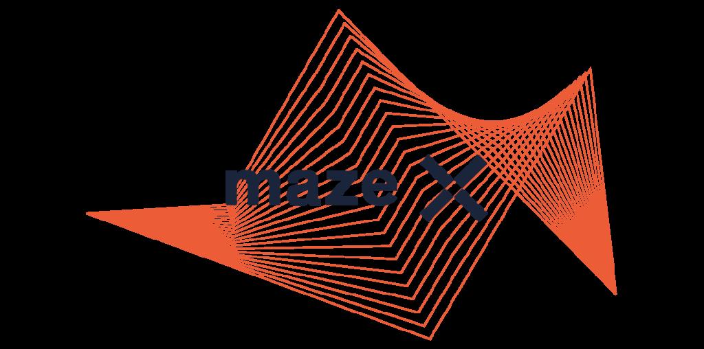 Maze X Logo